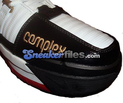 Nike LeBron 3 Complex Remix PE Promo Nike Sample Player Exclusive