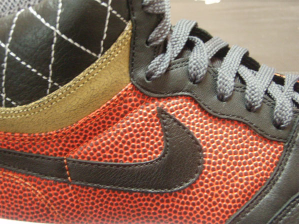 Nike Court Force High - Copper Pack