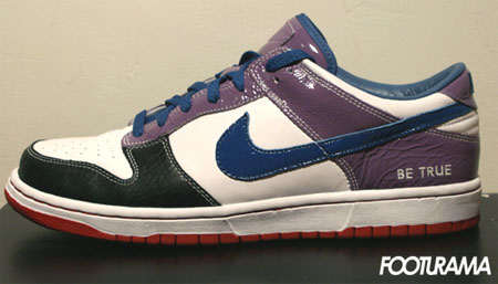 new concept b86ee 5545a Nike Be True Dunk Low ID