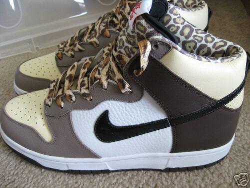 Nike SB Dunk High Sample - Ferris Bueller