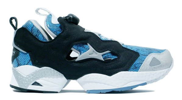 Reebok Insta Pump Fury Snakeskin Package