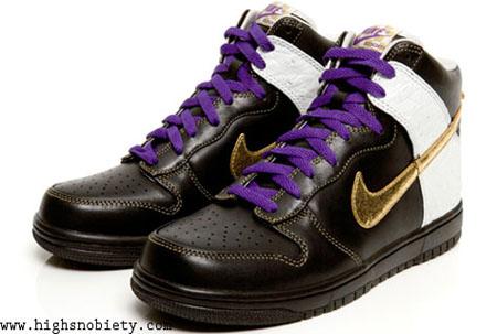 Nike Dunk High Grammy Awards 2008