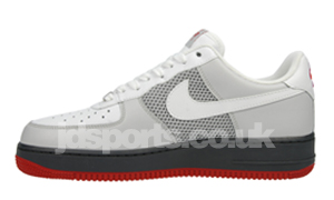 Nike Air Force 1 JD Sports Exclusive - White-Neutral Grey-Anthracite