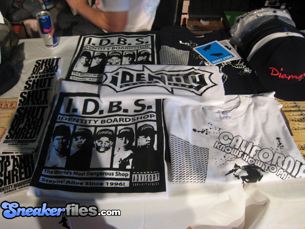 Dunkxchange Fullerton CA February 9th 2008