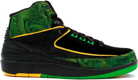 Air Jordan 2 (II) Retro Doernbecher Charity
