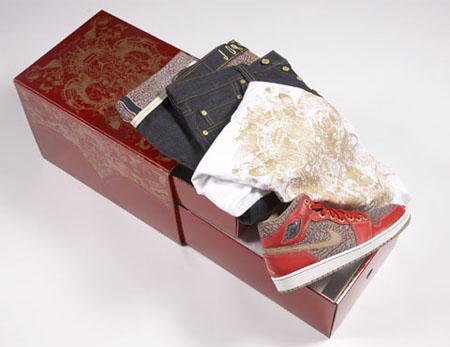 Air Jordan 1 x Levi's 23/50 Package Detailed Look