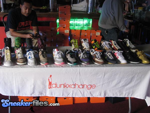 Dunkxchange Fullerton CA February 9th 2008