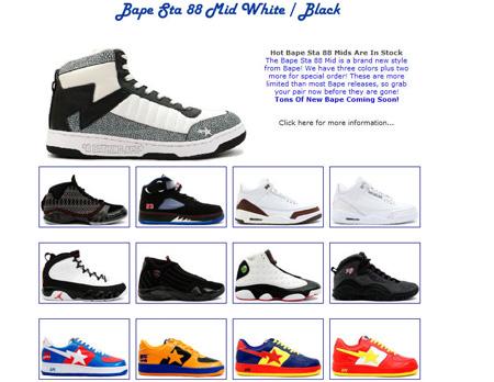 Kixclusive Has The Jordan XX3 & Bape Sta 88 Mids