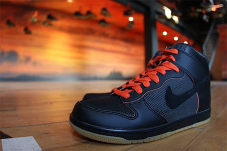 Nike Dunk Be True City Series - Los Angeles