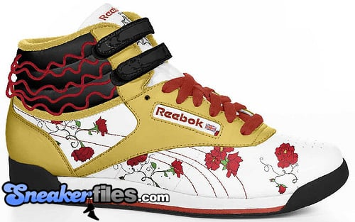 Reebok Freestyle World Tour Collection