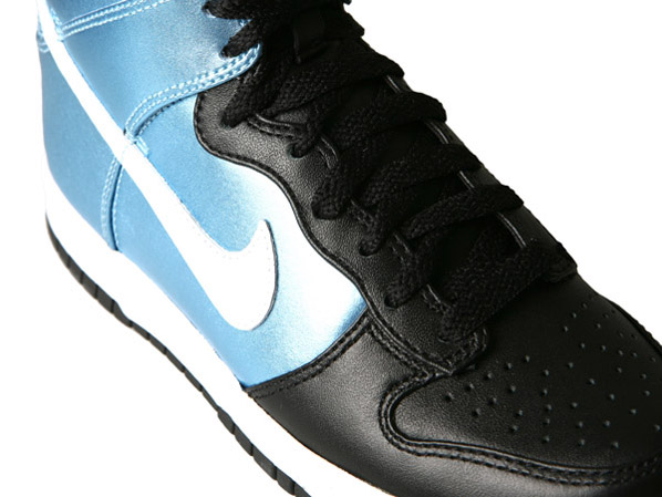 Nike Dunk High Premium - Metallic Blue