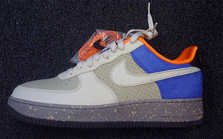 Nike Air Force 1 Mowabb ACG Inspired