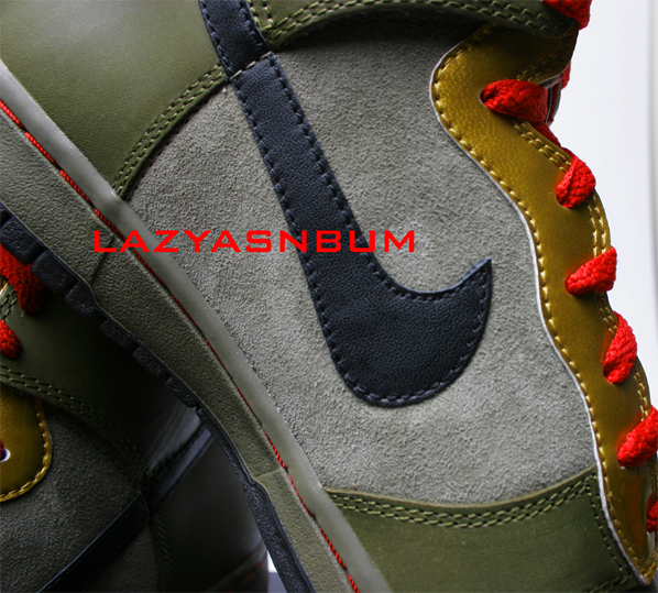 Nike iD Dunk High House of Hoops Exclusive - Mr. T Tribute