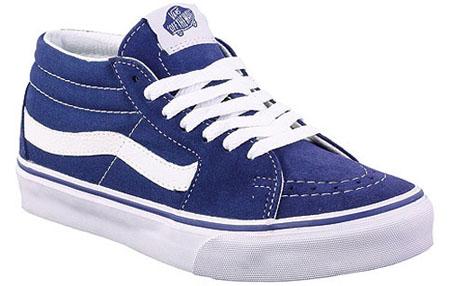 Vans Sk8 Low Blue