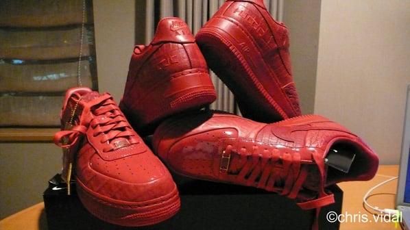 Nike Air Force 1 Supreme 1Night