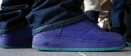 Nike Air Force 1 and Dunk Hiroshi iD