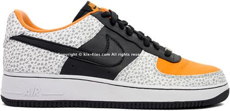 Nike Air Force 1 Low Supreme x Air Safari Running Legend