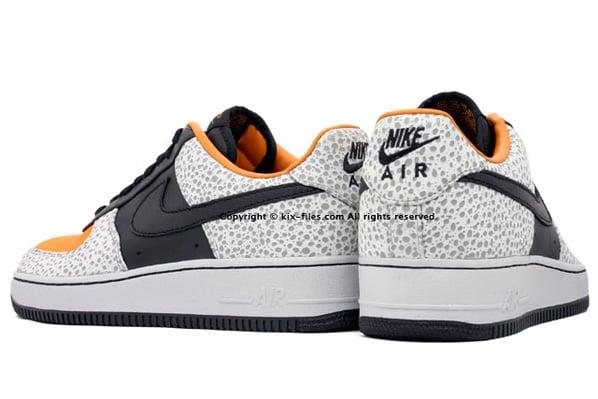 Característica cable Confundir  Nike Air Force 1 Low Supreme x Air Safari Running Legend | SneakerFiles