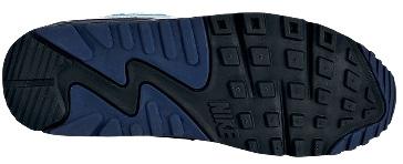 Nike Air Max 90 EX Laser Blue/Neutral Grey