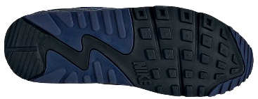 Nike Air Max 90 EX Midnight Navy/White-Black