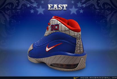 Nike Air Flight School 2008 All Star East: Caron Tough Juice Butler