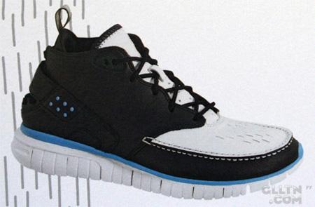 Nike Free Hybrid Moccasin