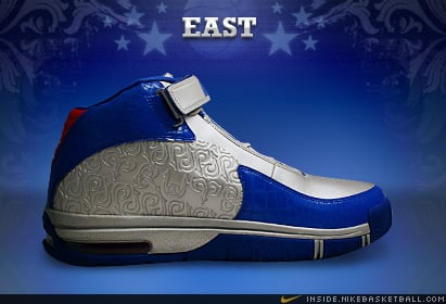 Nike Air Max P2 IV (4) 2008 All Star East: Paul Pierce