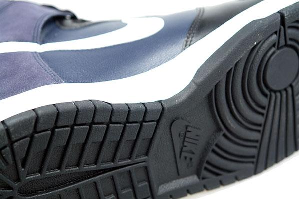 Nike Dunk High - Obsidian/Black