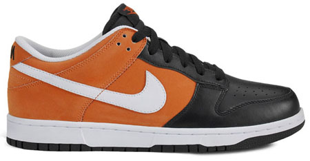 Nike Dunk Low CL - Hoop Orange/Black
