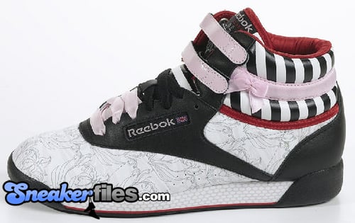 Reebok Freestyle World Tour Collection