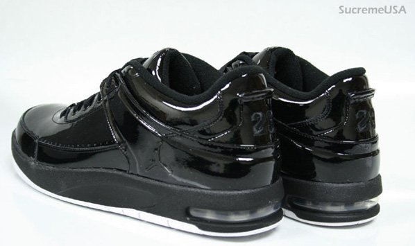 Air Jordan Classic 87 - Black Patent Leather