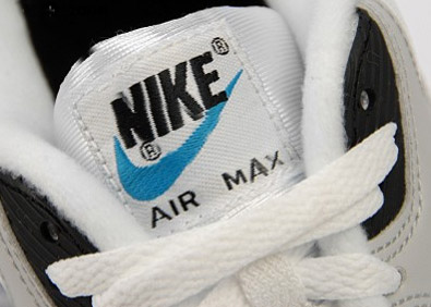Nike Air Max 90 JD Sports Exclusive - White/Light Grey/Blue