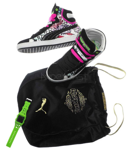 Puma First Round West Philly Pack Fresh Prince of Bel-Air