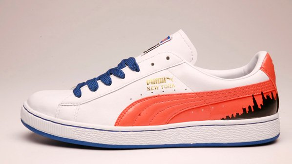 puma basket nyc