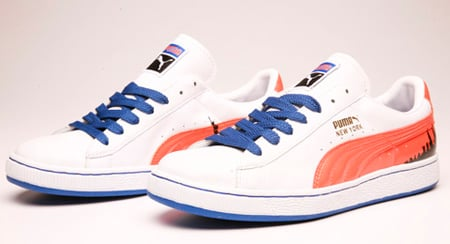 Puma Basket 1970s Champs New York Knicks