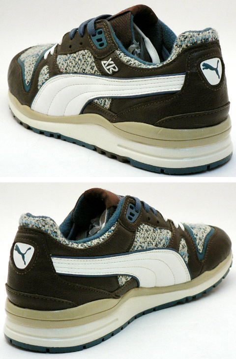 Puma XR Runner Texstyle 2 Tweed