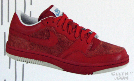 Nike Court Force High and Low - Fall 2008