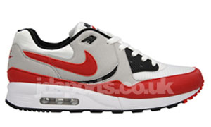 Nike Air Max Light - Red/Grey/Black