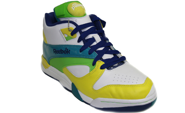 Reebok Court Victory Pump Bring Back Vol. 2