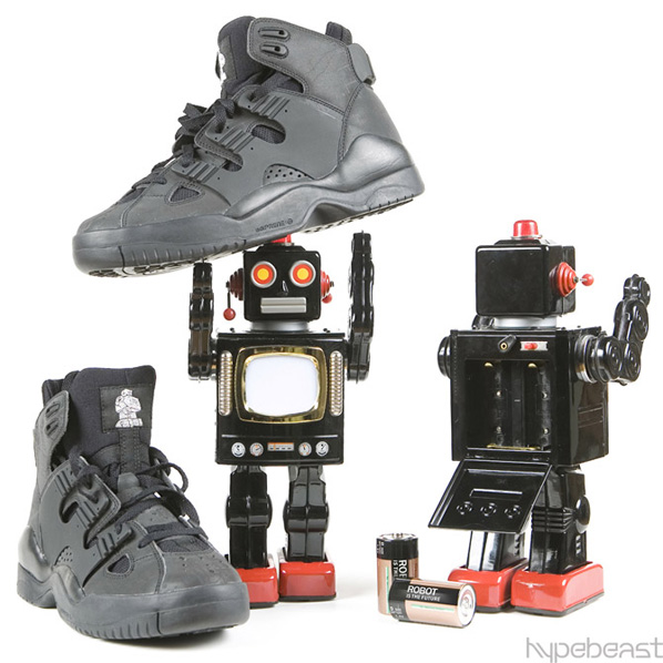 Adidas EQT B-Ball x Robot Films