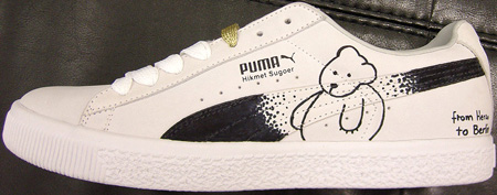 Puma Clyde x Solebox Friends and Family Signature