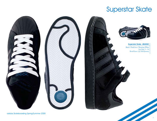 Adidas Skateboarding Spring/Summer '08 Collection