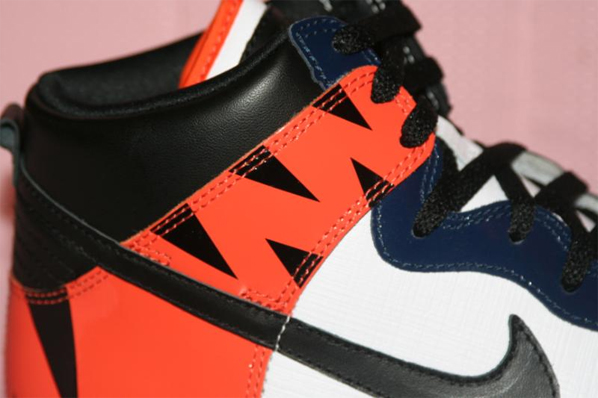 Nike iD Dunk High House of Hoops Exclusive - Tony the Tiger