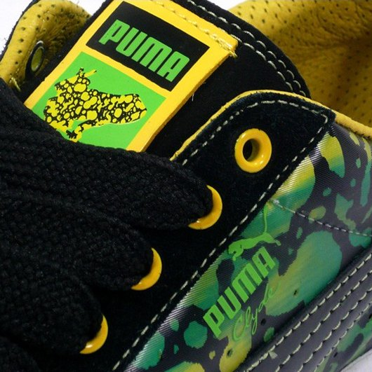 Puma Clyde Limited Edition Poison Pack