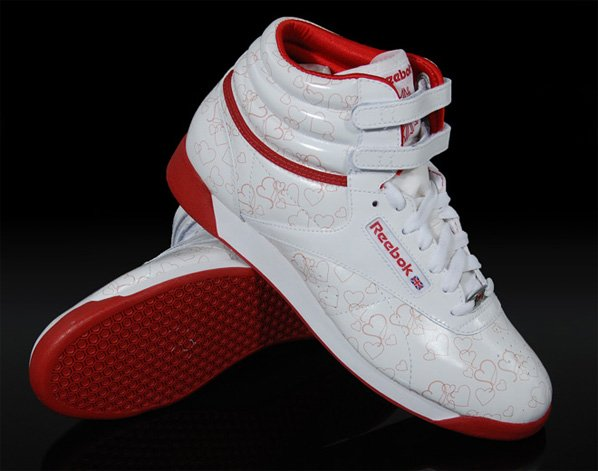 Reebok Freestyle Valentine's Day - International Exclusive