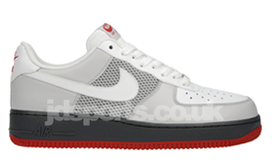 détaillant en ligne b5858 de0f5 Nike Air Force 1 JD Sports Exclusive - White-Neutral Grey ...