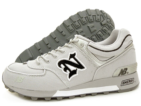 New Balance A10 Canvas - Black/Yellow, Red/Grey, White/Grey