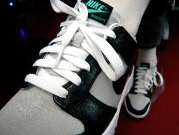 Nike Womens Dunk Air Zoom Low Sample