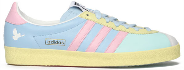 Adidas Gazelle Easter and Stan Smith Graph