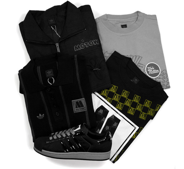 Adidas Superstar Motown Pack